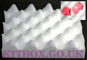 Foam Pad For Drying Sugarcraft Leaves And Flowers