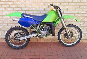 Kawasaki KX125 Golden Bay Rockingham Area Preview