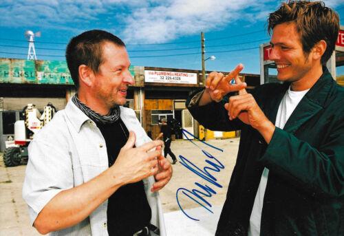 Thomas Vinterberg Director signed 8x12 inch photo autograph