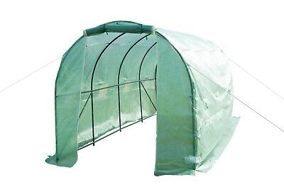 Greenhouse 15'x7'x7' Large Walk In Hot Gardening Grow Green House Portable Arch