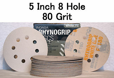 5 inch 8 Hole Hook and Loop ...