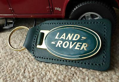 Land Rover Range Velar Evoque Sport emailliert Qualität schwarz Leder Schlüssel