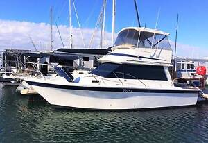 RIVIERA 30 FLYBRIDGE *** NEW ENGINE INSTALLED 2013*** $77,900*** Mandurah Mandurah Area Preview
