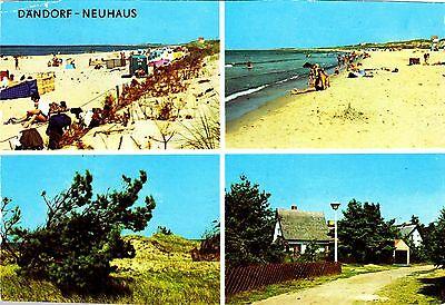 Dändorf - Neuhaus , DDR , Ansichtskarte ,  gelaufen
