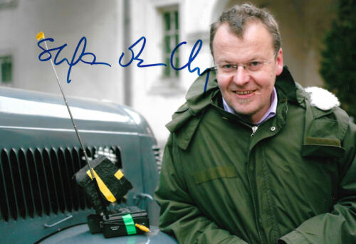 Stefan Ruzowitzky Director signed 8x12 inch photo autograph