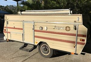 1986 Jayco Dove Oxenford Gold Coast North Preview