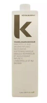 Kevin Murphy Young Again Restorative Masque Treatment 1000ml NEW 💋 Salon Size!!