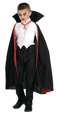 Universal Studios Monsters Child's Dracula Costume Size Small -1B15 007H