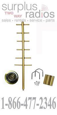 Yagi Br-6386 Base Repeater Antenna Uhf 800mhz 9dbd 6 Elements Motorola Kenwood