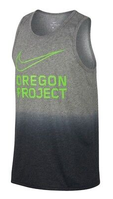 Men/'s Nike Dry Tank Top Oregon Project NWT Running Gym Muscle Work Out