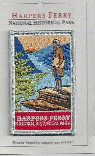 Harpers Ferry National Historical Park Souvenir Patch West Virginia