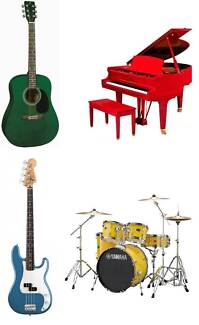 Wanted: Singer/Songwriter/Mutil-Instrumentalist Forming A Music Quartet