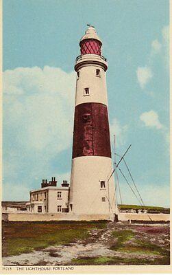 PORTLAND( Dorset) :  The Lighthouse- H BARTON