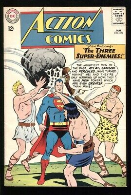 "ACTION COMICS (1938) #320 6.0 FN ""THE THREE SUPER-ENEMIES!"""