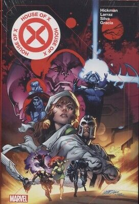 HOUSE OF X POWERS OF X HC REPS 1-6 & POWERS OF X 1-6 NEW/UNREAD SEALED