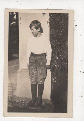 Prinz Alexander Von Preussen RP Postcard Germany Piek Potsdam 044b