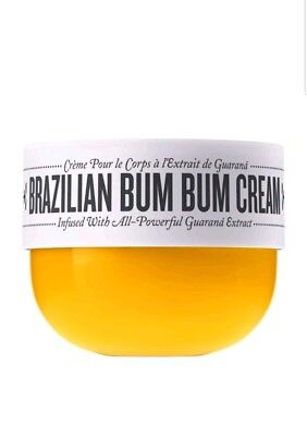 SOL de Janeiro Brazilian Bum Bum Cream  BRAND NEW FREE SHIP 2.5 oz 75 mL
