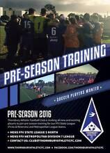 Thornbury Athletic FC - Soccer Players Wanted! Thornbury Darebin Area Preview