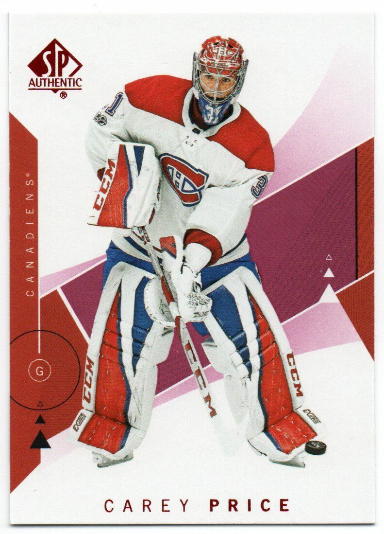 2018 19 sp authentic limited red parallel