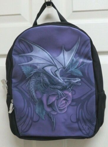 """Anne Stokes Collection """"Dragon Beauty"""" Backpack/Rucksack by ACK Nemesis Now New"""