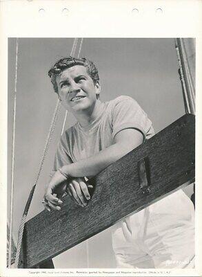 ROBERT PRESTON Handsome Original Vintage Paramount DBW Key Book Portrait Photo