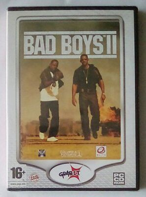 NEW SEALED BAD BOYS II 2 FOR PC