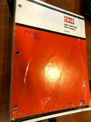 Case Parts Catalog 2590 Tractor Rac 1363