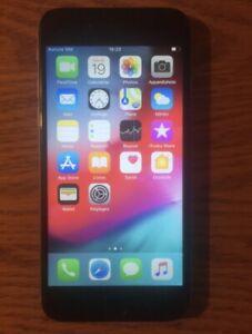 Iphone 6 - Unlocked - with box & earphones - 9.5/10