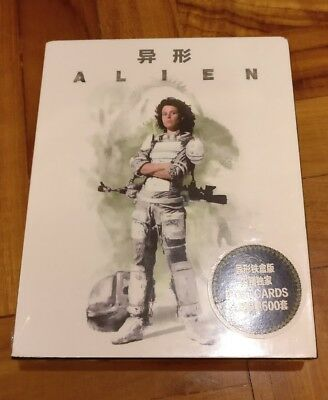 Alien Bluray Steelbook, China Edition, New/Sealed/READ
