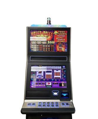 "IGT G23 Slot Machine ""Hells Bells"""