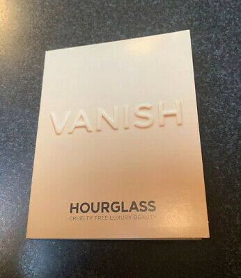 HOURGLASS Cosmetics Vanish Foundation Sample 6 shades Trial Travel Size - NEW!
