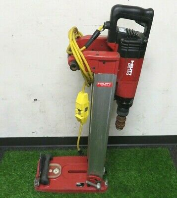 Hilti Brand Core Drill Model Dd 130 With Stand. No Handle