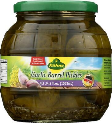 Pickle - Barrel - Garlic (6 - 34.2 FZ)
