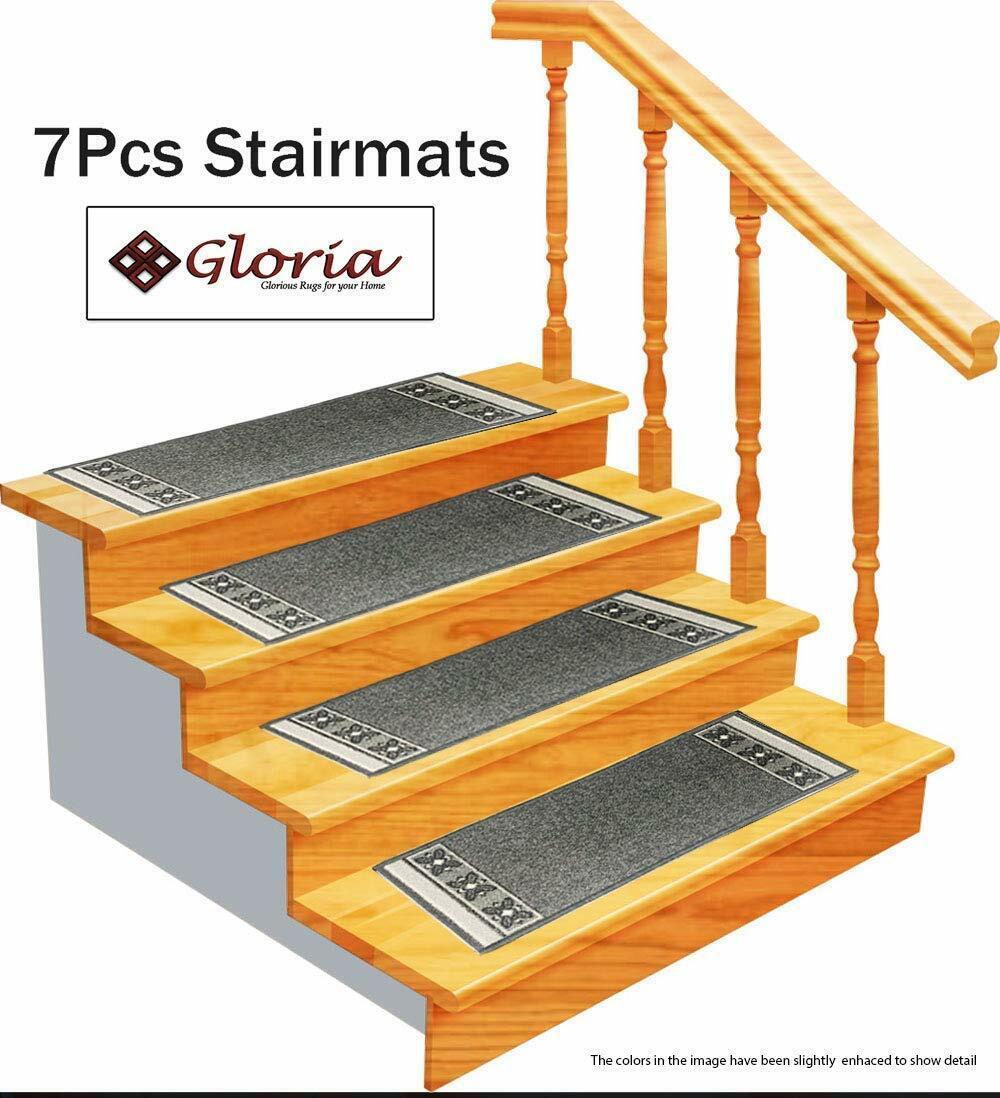Rug Carpet Stair Treads Non Slip