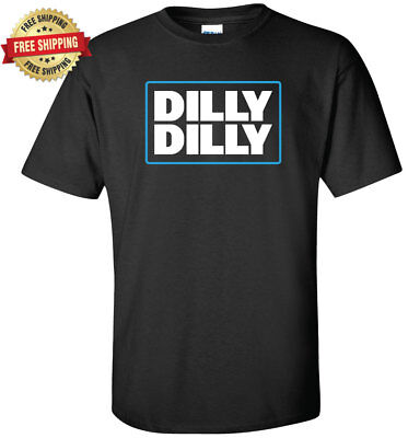Bud Light Dilly Dilly Black T Shirt