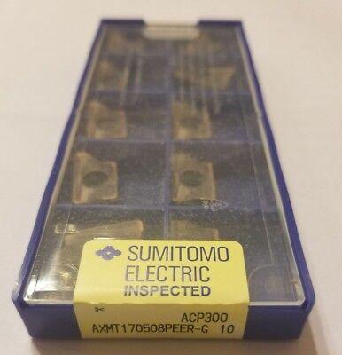 Axmt170508peer-g Acp300 - Sumitomo - 10 Pack - Usa Stock - Brand New
