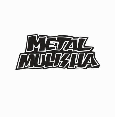 Metal Mulisha MX Motocross MMA Vinyl Die Cut Car Decal Sticker - FREE SHIPPING