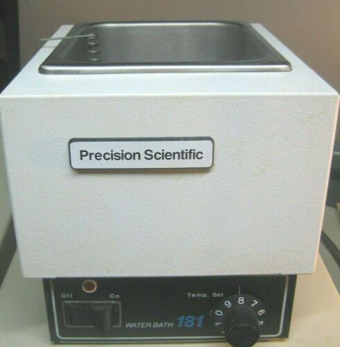 Precision Scientific 181 Water Bath