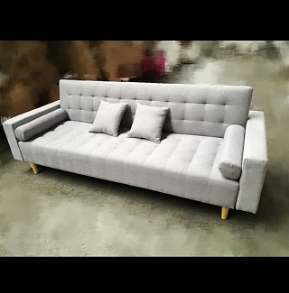 Brand new 3.5 seater sofabed.Very high quality. Length:225cm bed