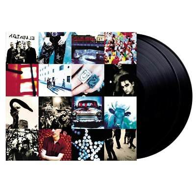 U2 ACHTUNG BABY  2 X 180 GRAM VINYL LP ALBUM (Released 27/07/2018)