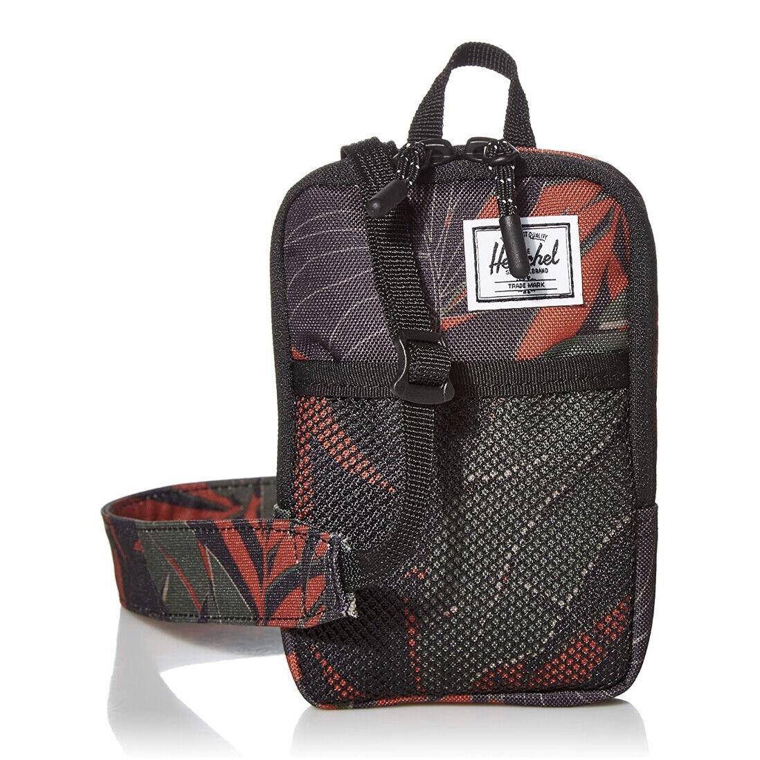 Herschel Sinclair Small Cross Body Bag, Dark Olive Palm, One