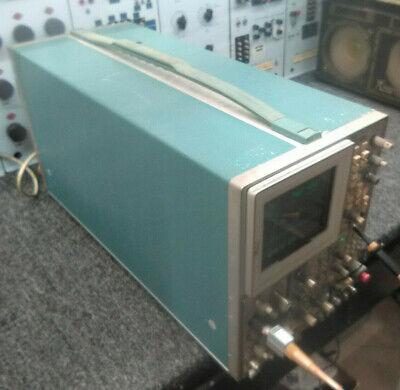 Tektronix 7623 Oscilloscope 7a26 Dual Trace 7d15 Counter 7b53a Dual Timebase