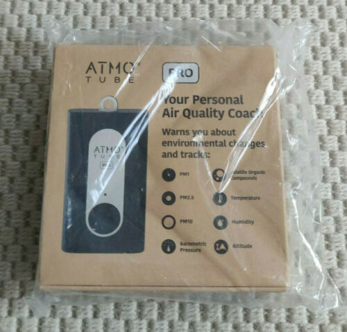 Atmotube Pro Portable Air Quality Monitor - EARN $PLANETS / SOLD OUT TIL DEC
