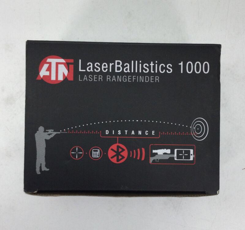 ATN, LaserBallistics 1000