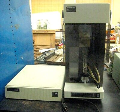 Perkin Elmer Tga 7 Thermogravimetric Analyzer With Tac 73 Instrument Controller