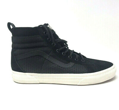 d4c1197450fc5b Vans Sk8 Hi 46 MTE DX Tact Black Men s 11.5 Skate Shoes All Weather