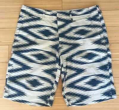 Ralph Lauren Denim Supply Aztec Southwest Shorts - Size 32