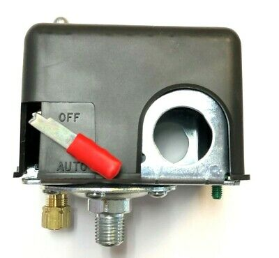 Cac-496 Pressure Switch 95 Psi On-125 Psi Off Air Compressor Part Z-cac-4336
