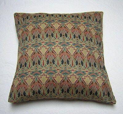 Liberty of London Fabric Cushion Covers  'Ianthe' Bronze