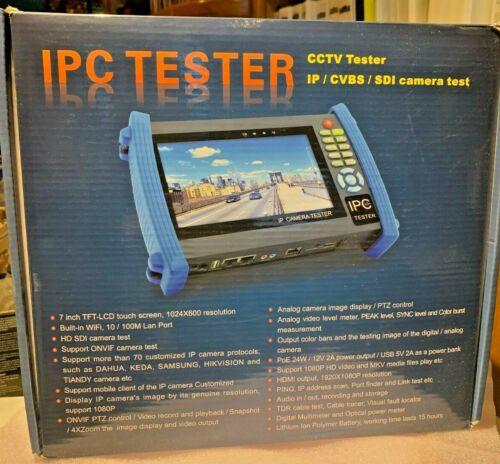 CCTV TESTER  IP CAMERA TESTER